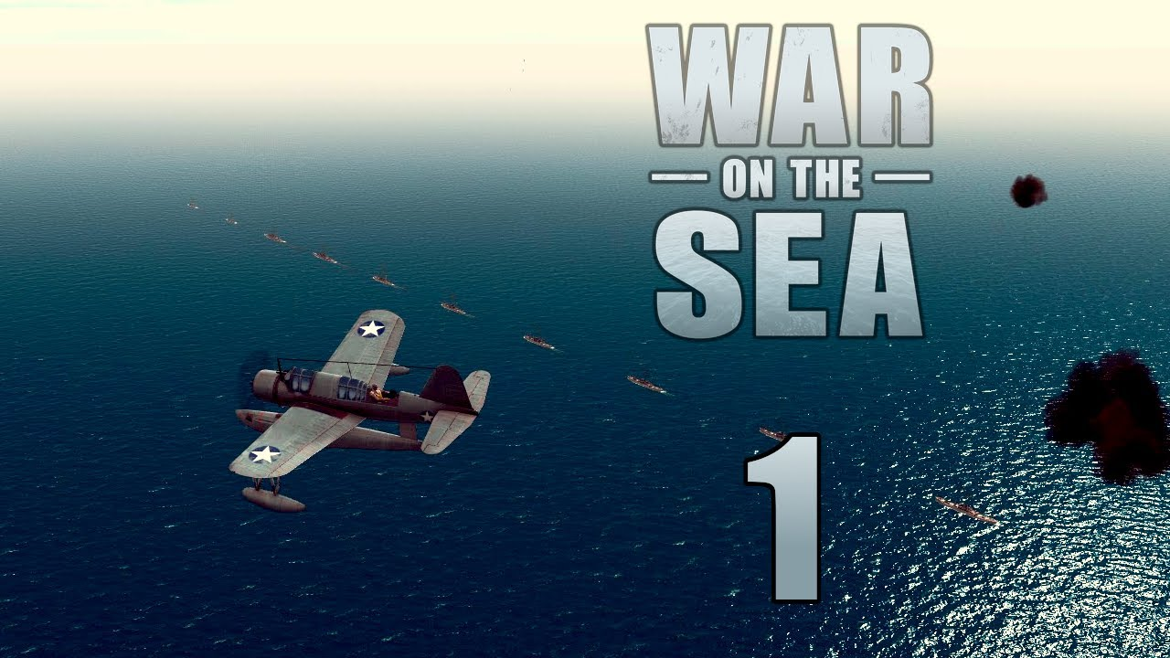 Download War on the Sea: Allies Campaign : Ep 1 - Task Force Hunting