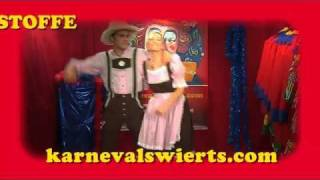 Karnevalswierts & Sven ohne girls - Schunkle dönt vär överall...