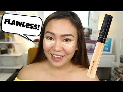 FLAWLESS? Instant Fix Tips ft. Maybelline Fit Me Concealer