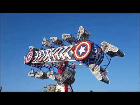 Luna Park di Legnano 2016 - Fiera dei Morti