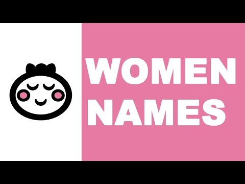 Women names - the best names for your baby - www.namesoftheworld.net