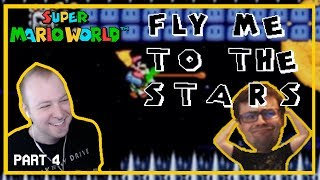 Fly Me To The Stars - Is There An End? (SMW Kaizo) [Part 4]