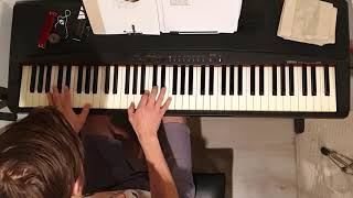 Toto - Don't stop me now (Piano cover)