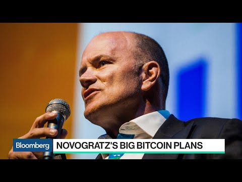 Mike Novogratz's Big Bitcoin Plans