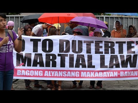 Supreme court in Philippines upholds martial law