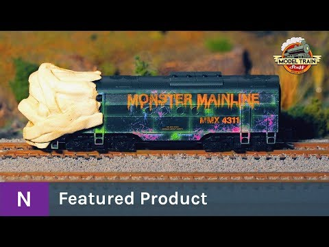 N Scale Micro Trains Monster Mainline Set