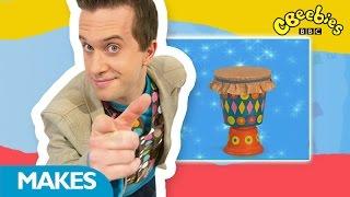 CBeebies: Mister Maker - Bongo Drums