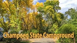 Champoeg State Park Campgrond