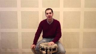 Técnica de caja IV. El redoble - David Valdés.