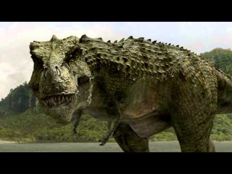 Sound Effects - Tarbosaurus and One Eyed Tyrannosaurus Rex