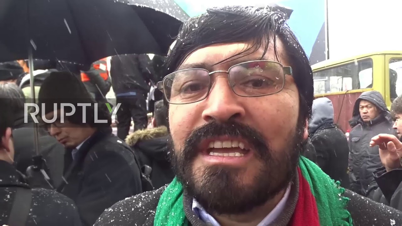 Germany: 'Afghanistan is not safe,' protesters plea to Security Council