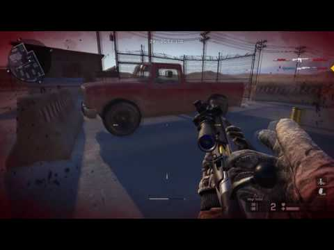 Gameplay Steyr Scout by -_-