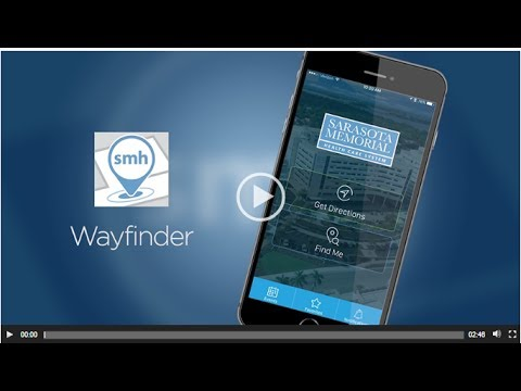 The first geomagnetic-based wayfinding app launched in a US hospital