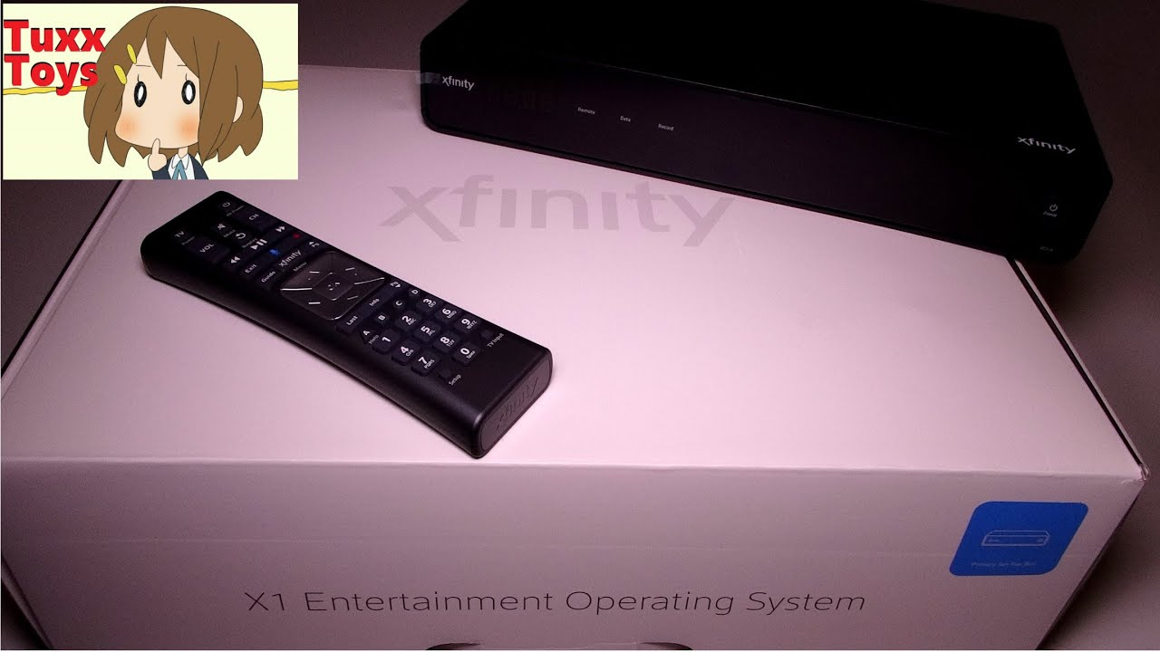 Xfinity Self Install Kit Unboxing And Thoughts On X1
