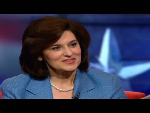 Vicki Kennedy praises Obama