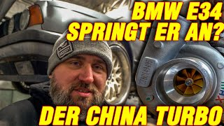 CHINA TURBO UMBAU - Springt de…