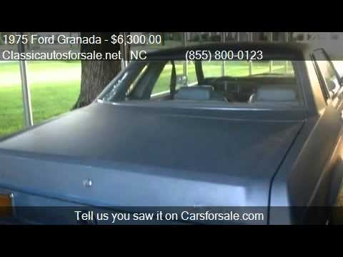 1975 Ford Granada  For Sale In Nationwide, NC 27603 At Class #VNclassics