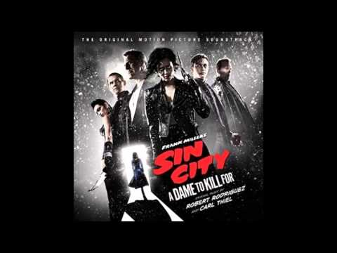 Sin City 2 A Dame To Kill For - 25 End Titles Soundtrack OST 2014 Official By Robert Rodriguez
