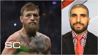 Helwani on Conor McGregor vs. Khabib, Brock Lesnar's UFC future & Chael Sonnen | SportsCenter