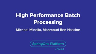 High Performance Batch Processing.mp3