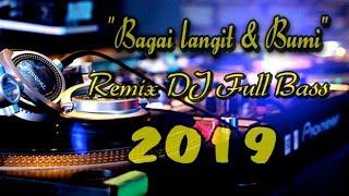 BAGAIKAN LANGIT DAN BUMI COVER INDRAZZ REMIX DJ//FULL BASS SOUND CAR