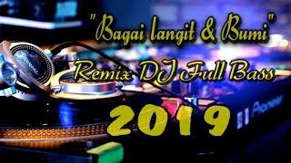BAGAIKAN LANGIT DAN BUMI COVER INDRAZZ REMIX DJ//FULL BASS SOUND CAR