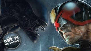 Judge Dredd vs Aliens Incubus - Complete Story