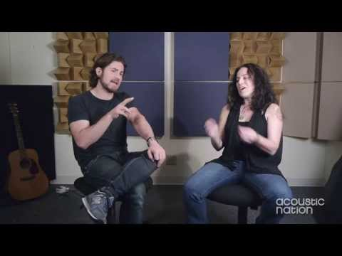 Acoustic Nation Interview with Matt Nathanson - New record and touring