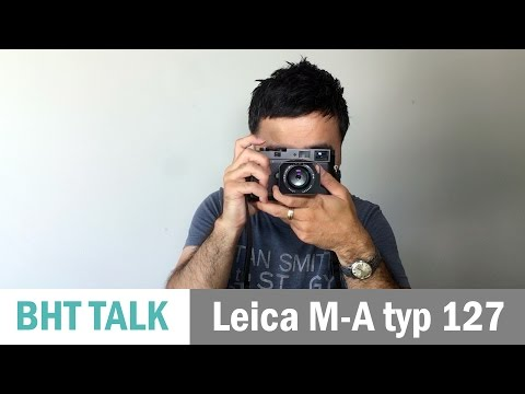 Leica M-A Typ 127: How it Works