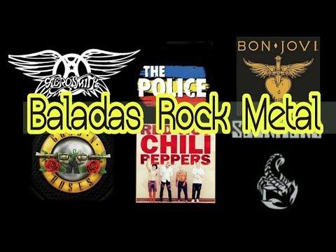 BALADAS ROCK METAL dj gaby mixer`s *
