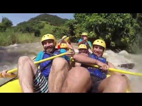 Rafting in Rio de Janeiro