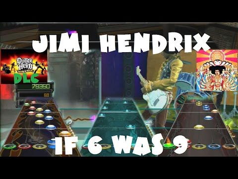 Jimi Hendrix - If 6 Was 9 - Guitar Hero...