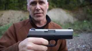 Taming the Smith & Wesson Sigma 9mm - Trigger Mod Testing SW9VE