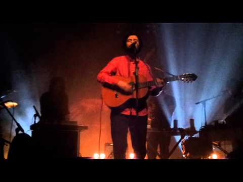Junip - Walking Lightly - live Münchner Kammerspiele  2013-05-04