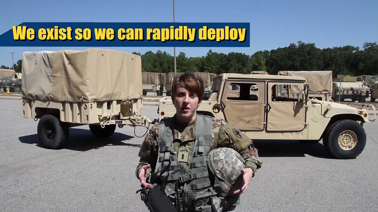 Tom kennedy us army claims service - Deployment Readiness Exercise