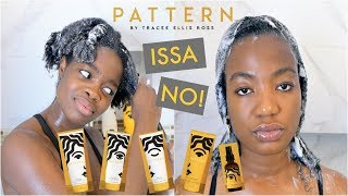 PATTERN BEAUTY ISSA NO FOR US! 😒