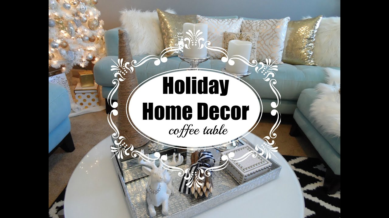 christmas decor youtube