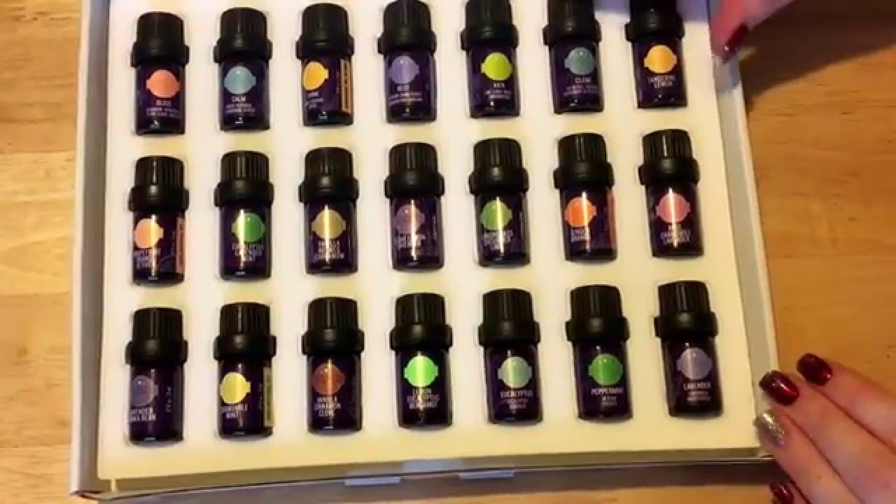 Scentsy Oil Sample Kit walk through for Consultants - YouTube