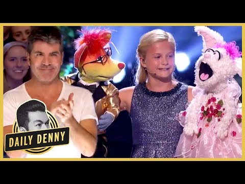 'America's Got Talent': Frontrunner Darci Lynne Could Win It All   Daily Denny