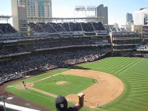San Diego Padres season ender 2012