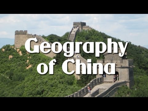 Geography of China - YouTube