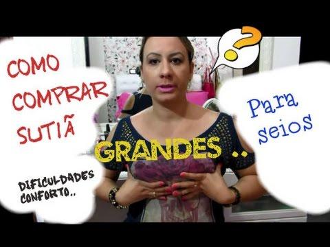 77b6af23a8 SUTIÃ PARA SEIOS GRANDES