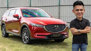 FIRST DRIVE: 2019 Mazda CX-8 CKD Malaysian review – RM180k to RM218k