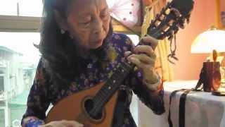 Đàn chim Việt - St :Văn Cao - Mandolin by Việt Dung