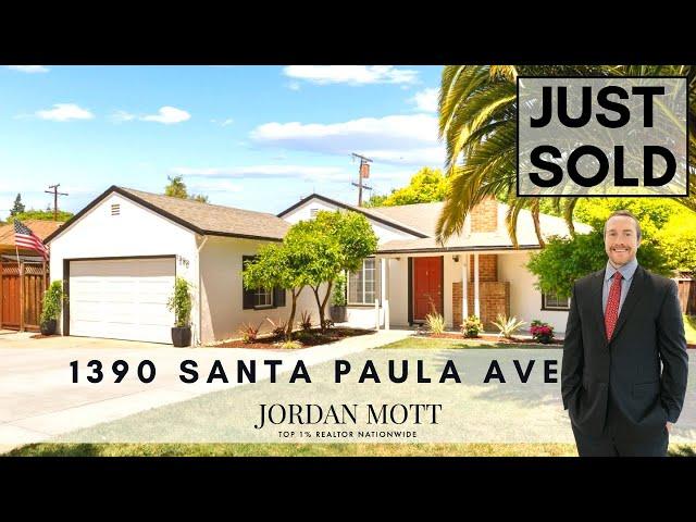 1390 Santa Paula Ave, San Jose, CA 95110 | Jordan Mott