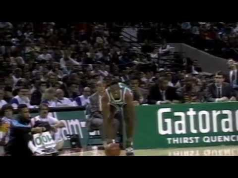 Dee Brown Looks Back at the 1991 Dunk Contest