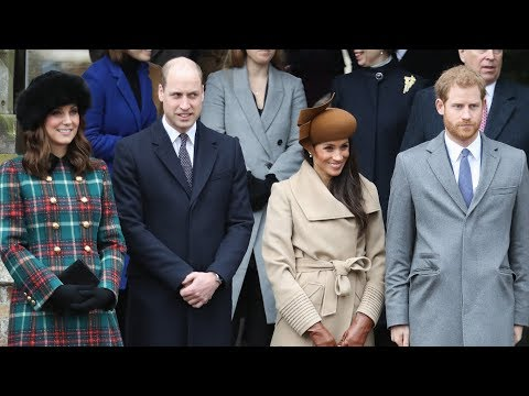 Five Predictions We'd Love to See for the Royal Family in 2018
