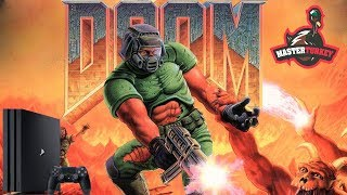 Doom & Brutal Doom for PS4 (Homebrew)