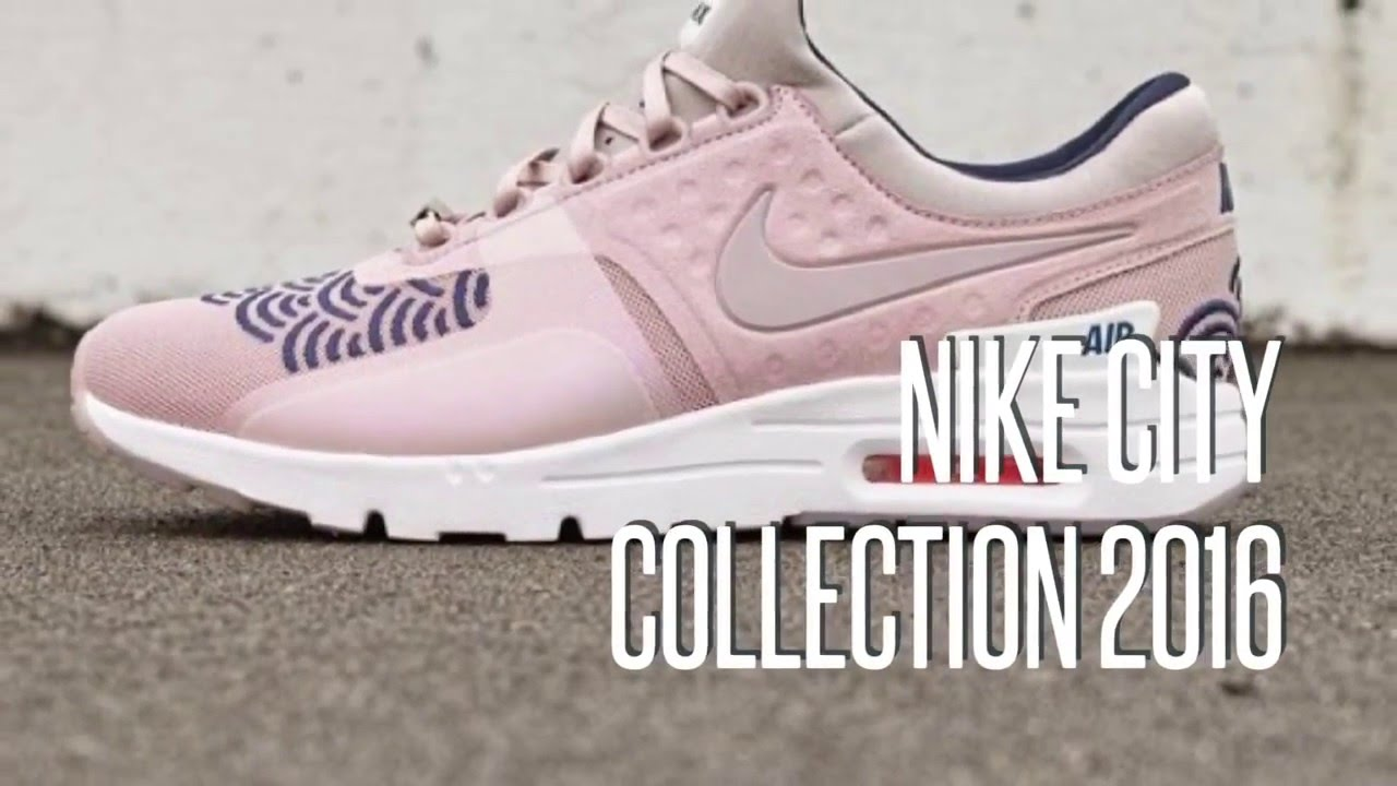 NIKE CITY COLLECTION 2016/ SNEAKERS STAR