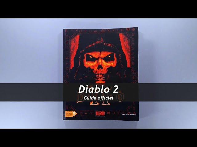 Diablo 2 - Guide officiel